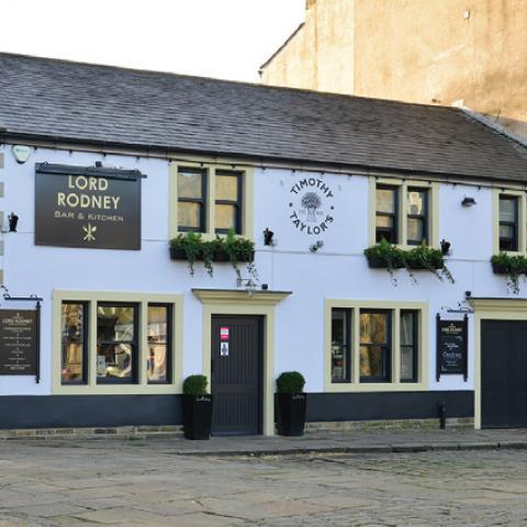 Lord Rodney Bar & Kitchen