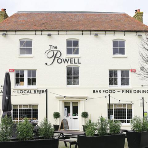 The Powell Arms