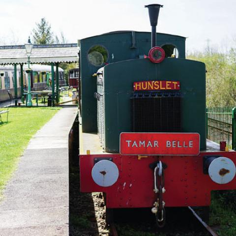 The Tamar Belle