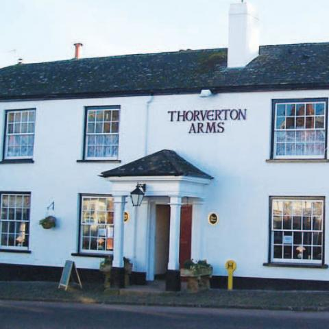 Thorverton Arms
