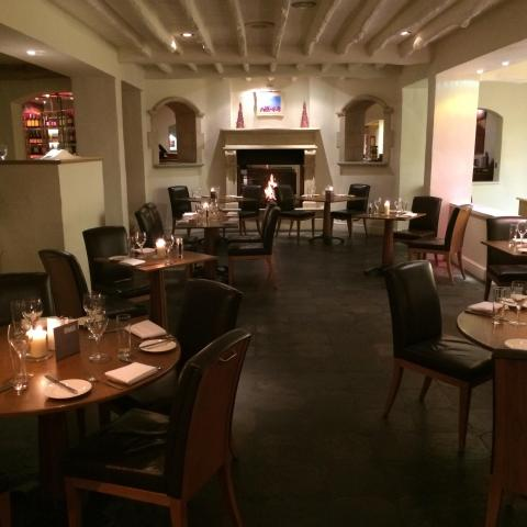 The Restaurant and Bar at Solent Hotel and Spa
