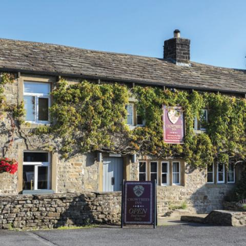 Bowland Restaurant at Crowtrees Inn