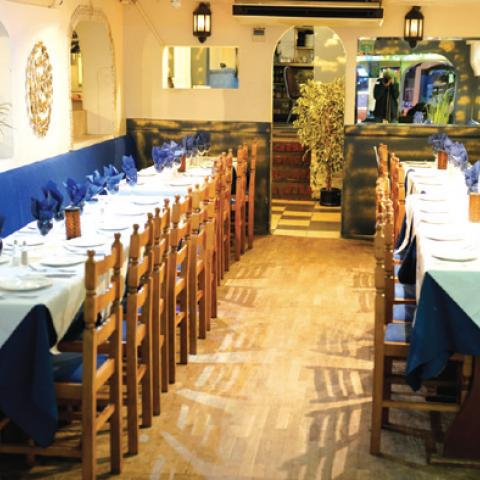 Anastasias Greek Restaurant
