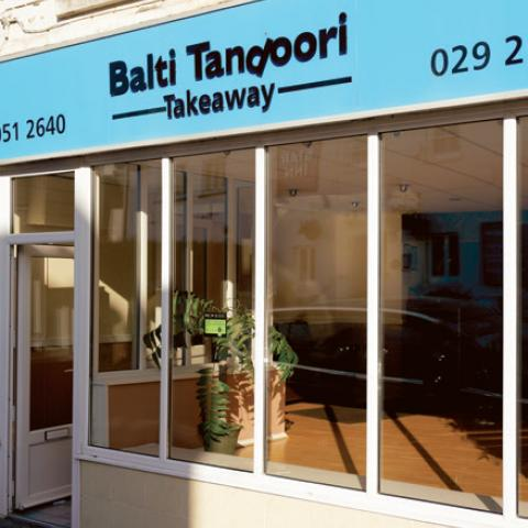 The Balti Tandoori