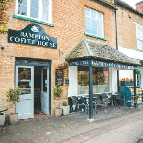Bampton Coffee House