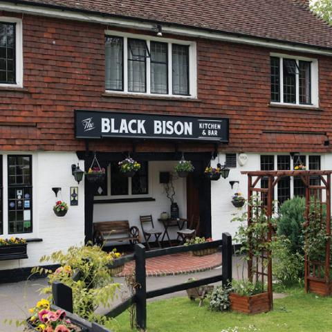 The Black Bison Kitchen & Bar
