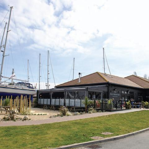 The Boat House Café – Chichester