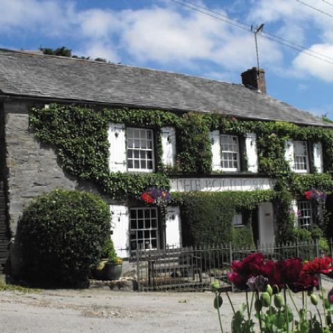 The Bolingey Inn