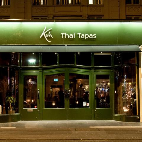 Koh Thai Tapas – Bournemouth