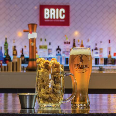 Bric Bar + Kitchen
