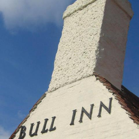 The Bull Inn at Bisham