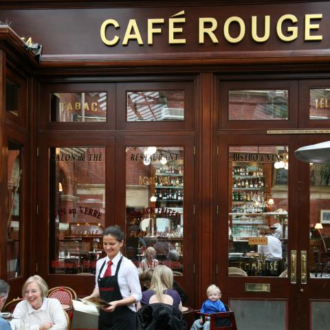 Cafe Rouge - Newbury