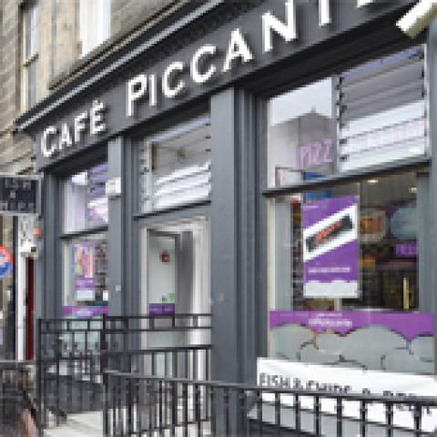 Cafe Piccante - Broughton Street