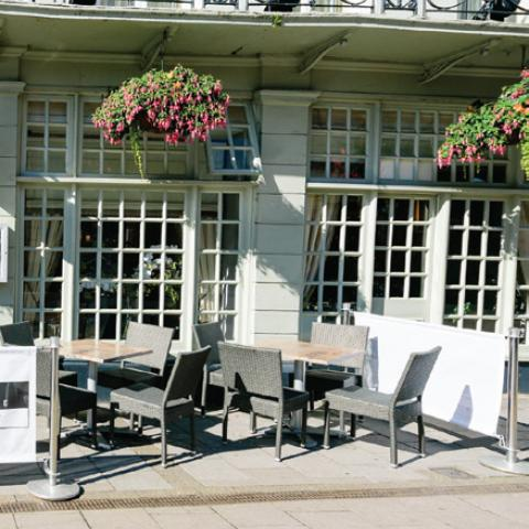 Marco Pierre White Steakhouse Bar & Grill, Windsor