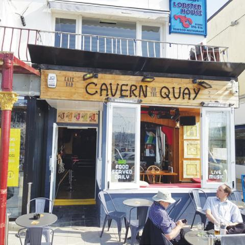 Cavern on the Quay