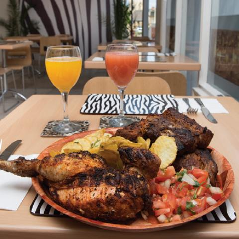 C&Ws African Experience Restaurant