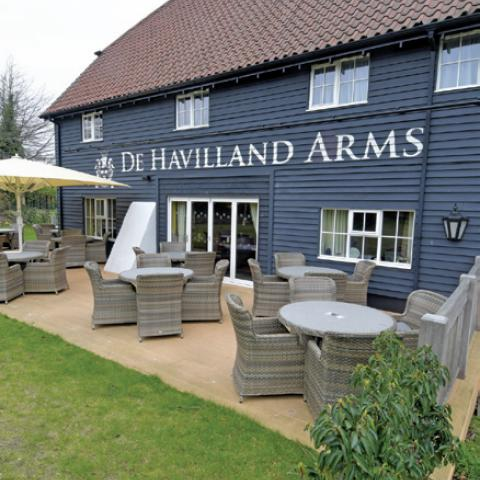 De Havilland Arms