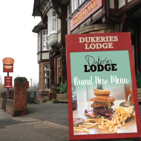 Dukeries Lodge