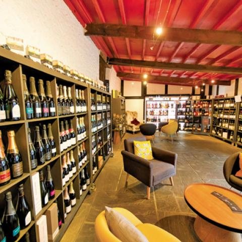 The English Wine Centre