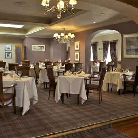 The Cedar Restaurant at Hilton Avisford Park