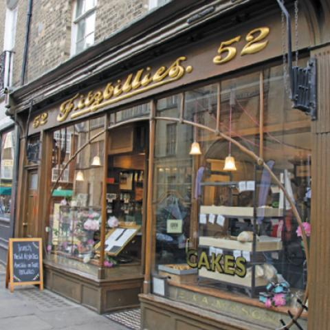 Fitzbillies - Bridge Street