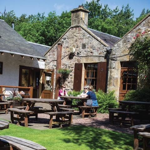 The Flotterstone Inn
