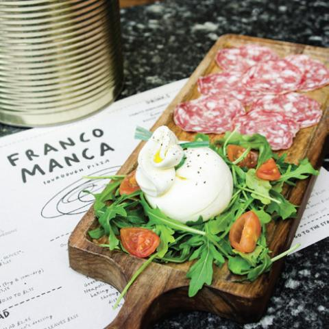 Franco Manca - King's Cross