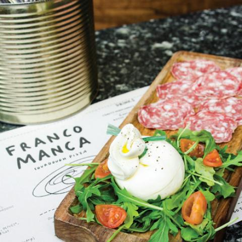Franco Manca - Broadgate Circle