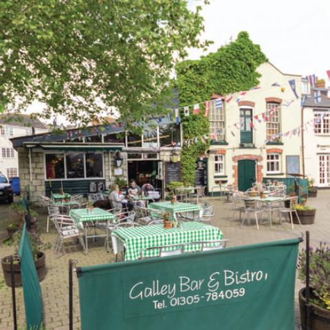 The Galley Bistro