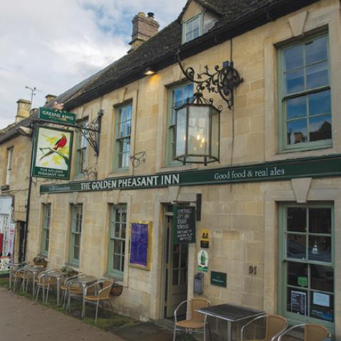 The Golden Pheasant Inn
