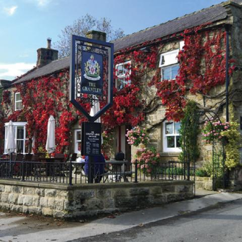The Grantley Bar & Restaurant