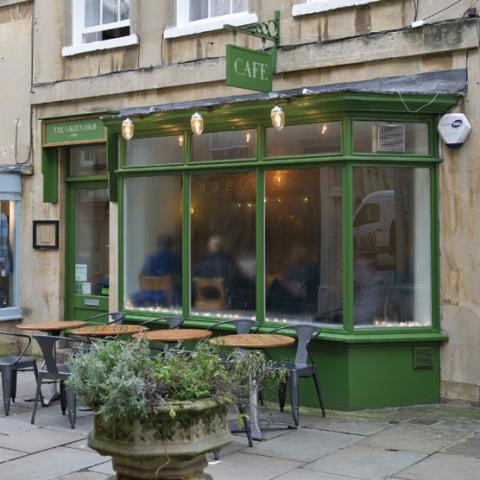 The Green Bird Café