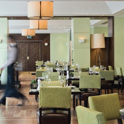 Hadrian's Brasserie at The Balmoral