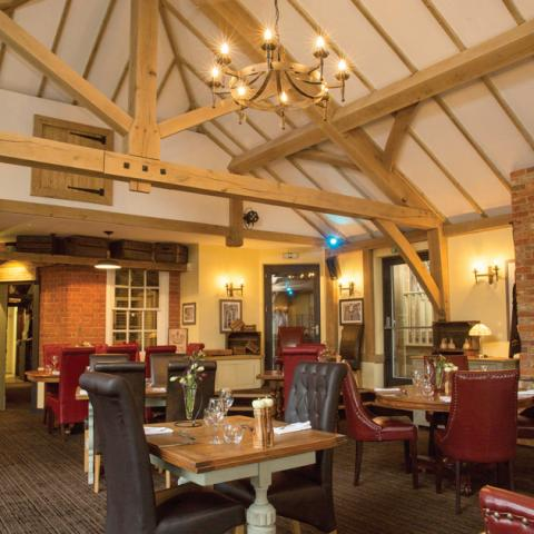 Hare and Hounds at Speen
