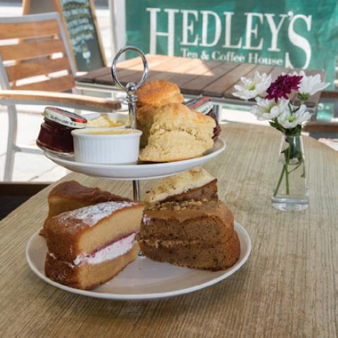Hedley's Tea & Coffee House