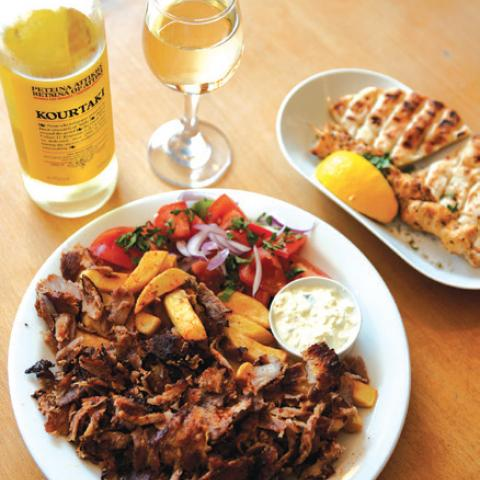 The Hellenic Eatery