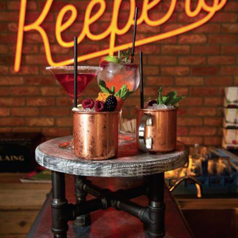 Keepers Kitchen & Bar