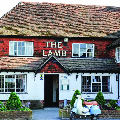 The Lamb Inn at Pagham