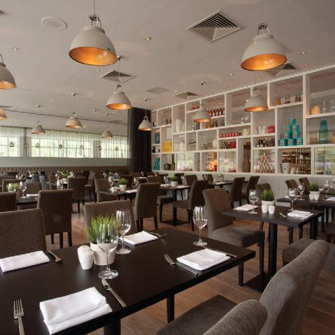 The Larder Restaurant & Bar
