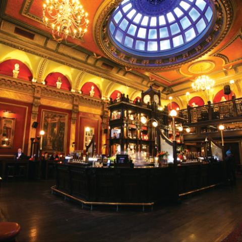 The Old Joint Stock Pub & Theatre Venue