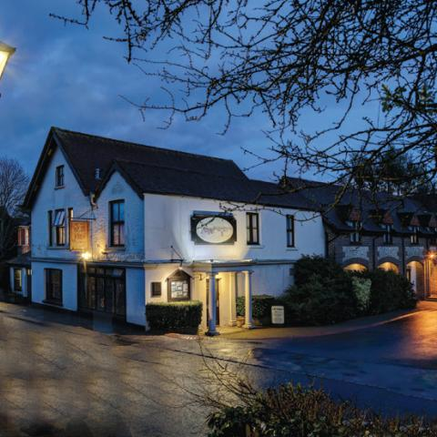The Old Tollgate Hotel & Restaurant