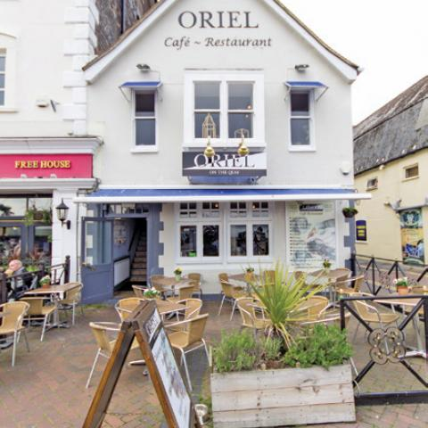 Oriel on the Quay