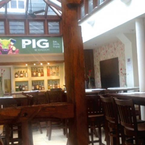 The Pig at Maldon