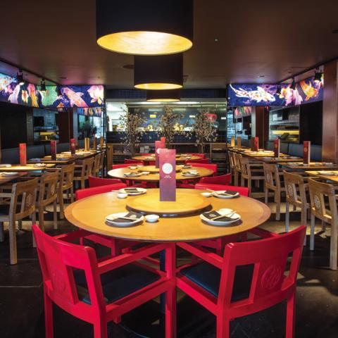 Ping Pong – Covent Garden