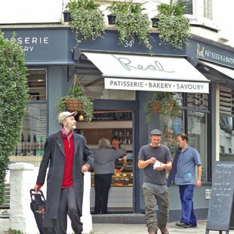 Real Patisserie – Kemp Town shop