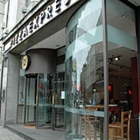 Pizza Express - Mermaid Quay