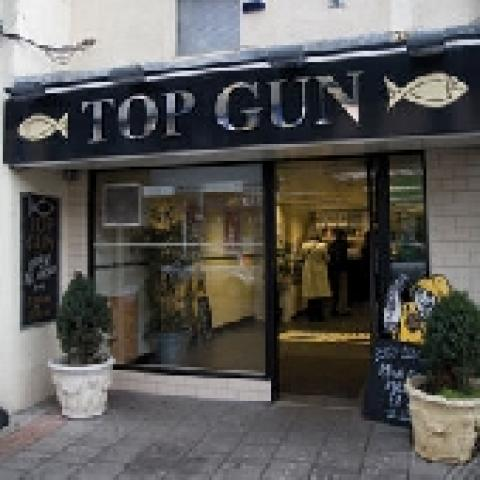 Top Gun Fish Bar