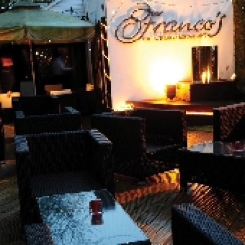 Franco's Terrace Bar and Restaurant