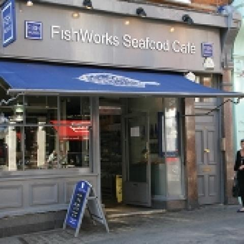 FishWorks - Swallow Street