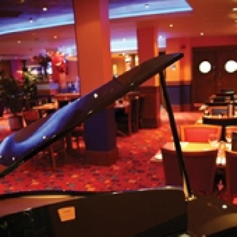 The Dining Room at Grosvenor Casino